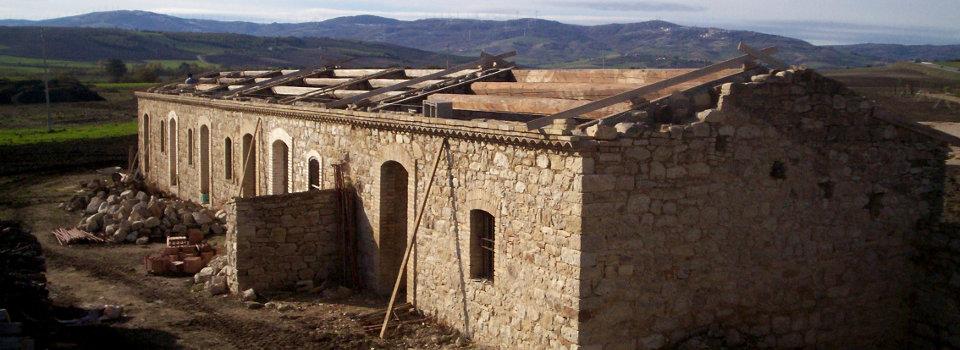 Recupero e restauro di edifici storici